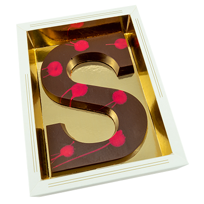 Licor 43 Barista chocolade letter